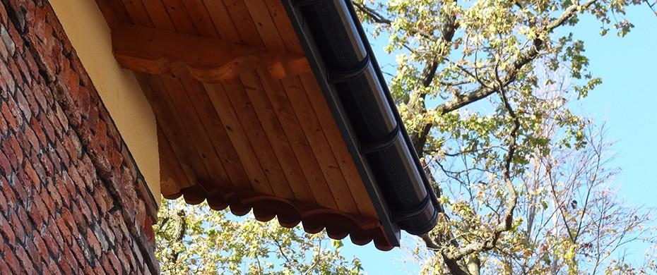 Облицовка крыши